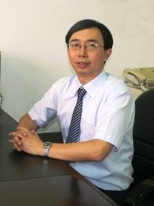 Photo of Bin Jiang