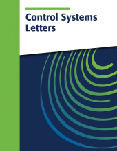 Control Systems Letters cover