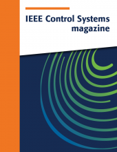 IEEE Control Systems Magazine cover