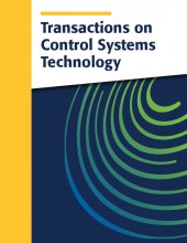 Transactions on Control Systems Technology cover